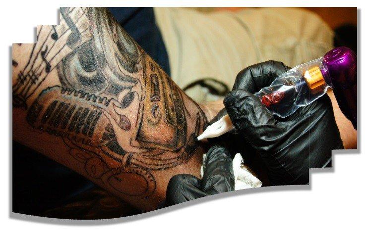 best tattoo shop salisbury