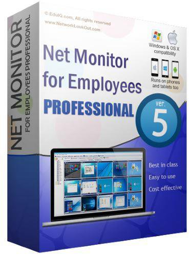 Net Monitor for Employees Professional Crack Full Download