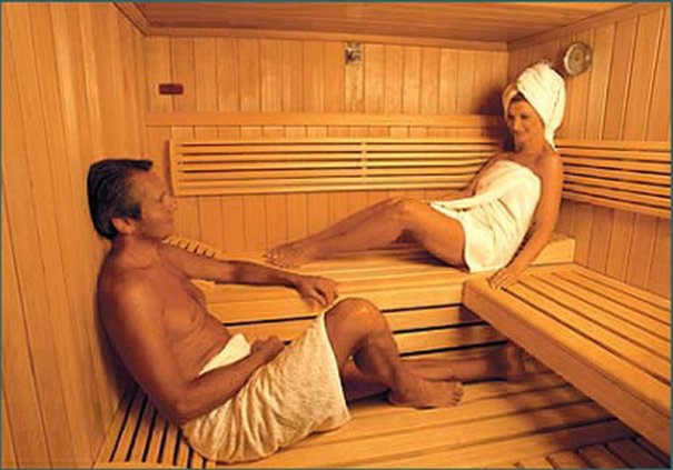 "Для всех и обо всем: Sex in the sauna: five arguments ""against"""