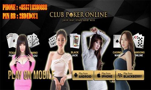 Situs Judi Poker Online Indonesia Uang Asli Terpercaya