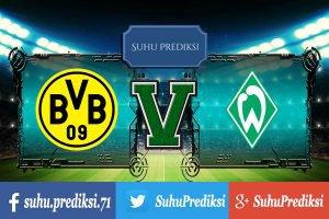 Prediksi Bola Borussia Dortmund Vs Werder Bremen 20 Mei 2017
