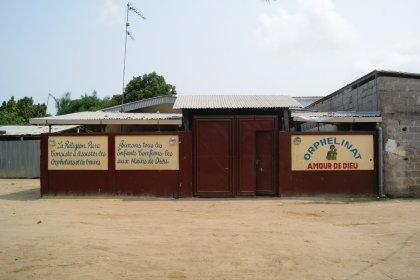 Orphelinat Amour de Dieu | ASSOC - Association de Soutien aux Orphelins du Congo -