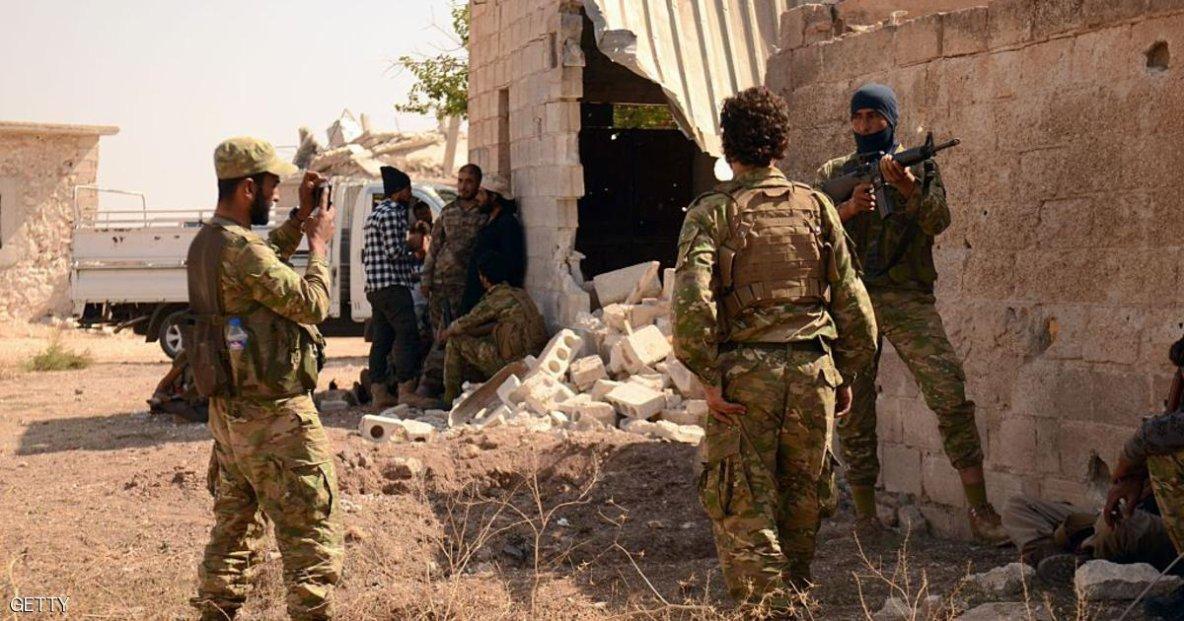 هجوم جديد لفصائل المعارضة شرقي دمشق | أخبار سكاي نيوز عربية