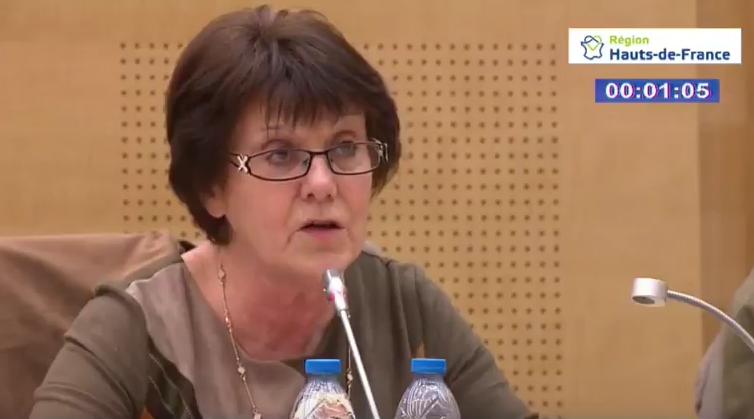 Chantal Lemaire, élue FN dans les Hauts-de-France, démissionne et dénonce un parti «méthodes de voyous | «Fdebranche