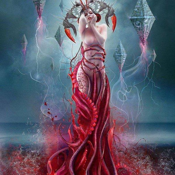 Netzer Battle / Lady Octopusy Is'N dead / Original Funky house Mix