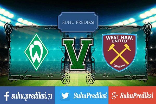 Prediksi Bola Werder Bremen Vs West Ham United 28 Juli 2017