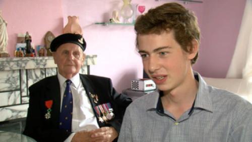 Silly | Un jeune historien accueille un soldat anglais