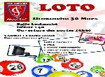"Annonce ""LOTO du Stade Clermontois Handball"""