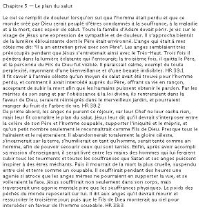 Histoire de la rédemption! !!
