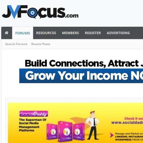 JVFocus.com - Plus One Google Plus Marketing