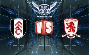 Prediksi Fulham vs Middlesbrough 25 April 2015 Championship