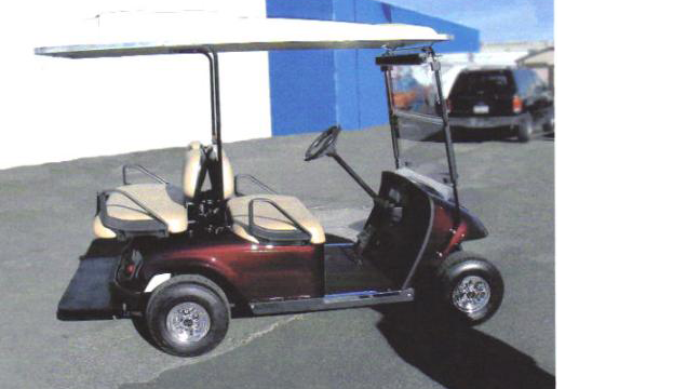Sacramento Golf Cart Accessories for Rocklin | George Stark Golf Cars, LLC
