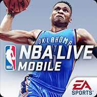 NBA Live Mobile Apk Mod 1.6.2 [Unlimited Money]