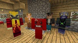 Images des skins de Minecraft 360