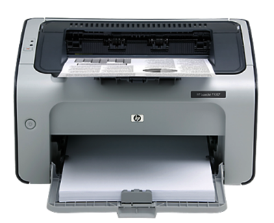 HP LaserJet P1007 Printer Driver Download |