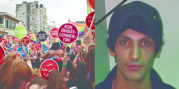 Muhammed Wisam Sankari a été lâchement assassiné et décapité à Istanbul parce qu'il était gay.
