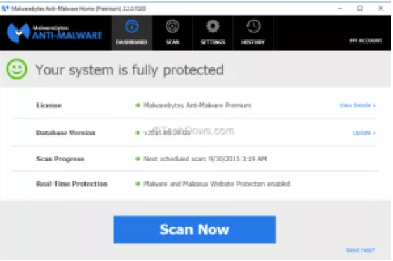 Malwarebytes Anti-Malware 3.0.6 Serial Key Premium Crack 2017