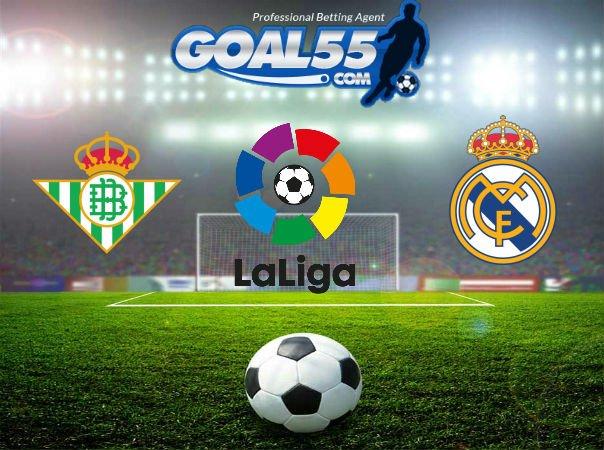 Prediksi Skor Real Betis VS Real Madrid 19 Februari 2018