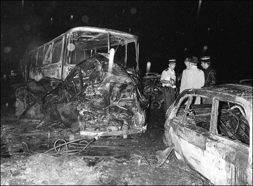 31 juillet 1982 l'accident de Beaune:53 morts dont 44 enfant