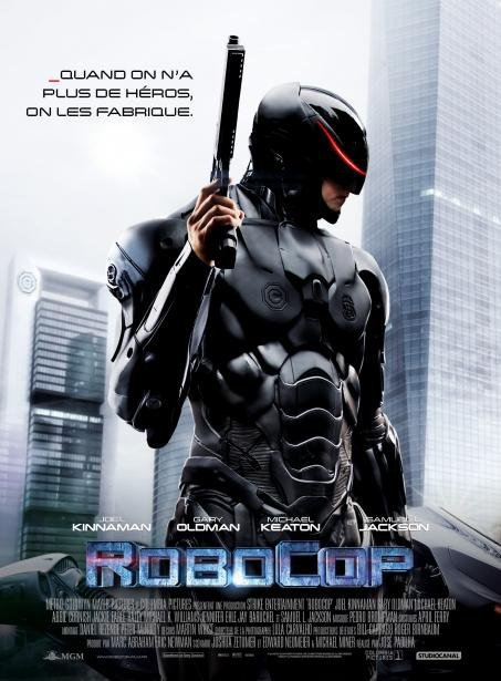 RoboCop, gagne tes places