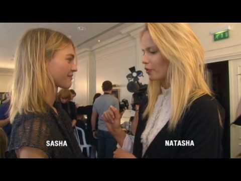 Vidéo:Les filles en Vogue, 3ème partie.