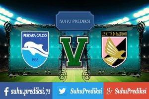 Prediksi Bola Pescara Vs Palermo 22 Mei 2017