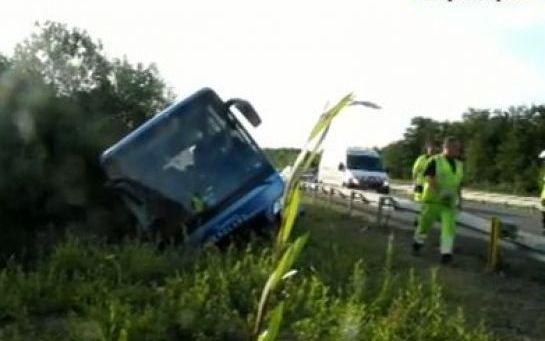 Loir-et-Cher : deux morts dans un accident de car sur l'A85