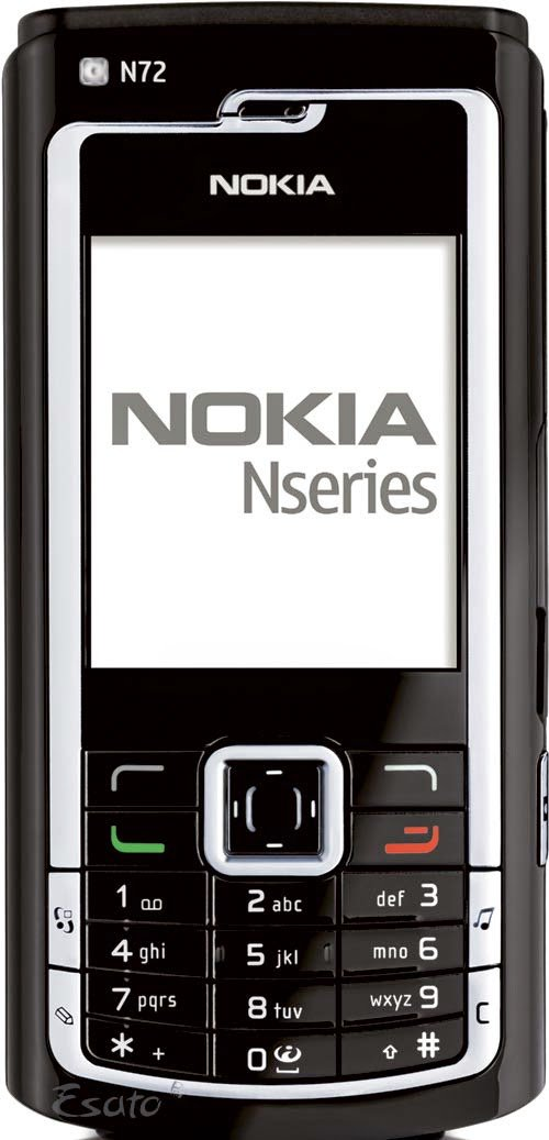 Nokia N72 (RM-180) Latest Flash File/Firmware Download Free | All