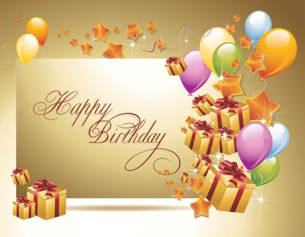 Happy Birthday Wishes Card   Greeting Cards - Birthday Wishes Cards