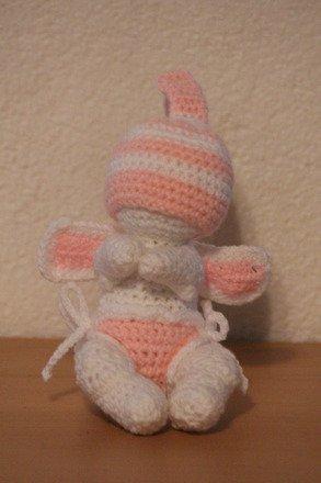 Bébé Papillon Tendre au crochet fait main : Jeux, peluches, doudous par kelvina-crochet-creations