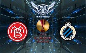 Prediksi Aab vs Club Brugge 20 Februari 2015 UEFA Europa Lea
