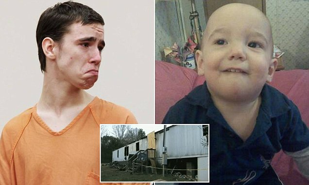 Autistic boy, 17, jailed for 15 years for toddler brother's fire death