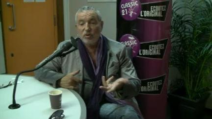 L'interview vidéo de Bernard Lavilliers part 2 du 19 Novembre 2010, Lunch around the clock : RTBF Vidéo