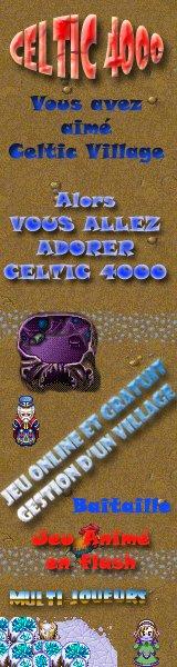 Jeu gratuit Celtic Village, jeux flash en ligne, gestion et strategie