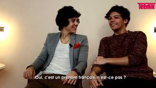 One Direction about girls and love (Teemix interview HD 3/4)