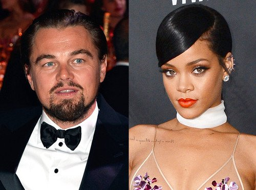 Leonardo DiCaprio and Rihanna Get Flirty at Playboy Mansion Party—How Hot and Heavy Did Things Get?!
