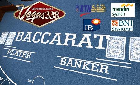 Agen Baccarat Deposit Bank Syariah
