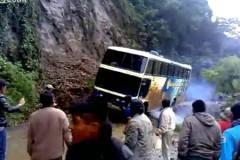 Bus dans le ravin: une nouvelle vidéo