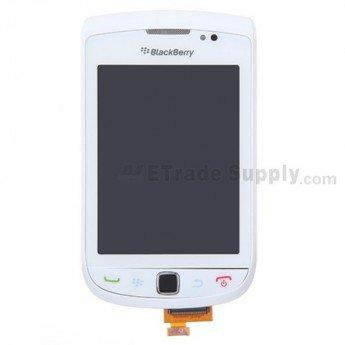 BlackBerry Torch 9800 Upper Slide Assembly|LCD Assembly (LCD-26252-002/111)