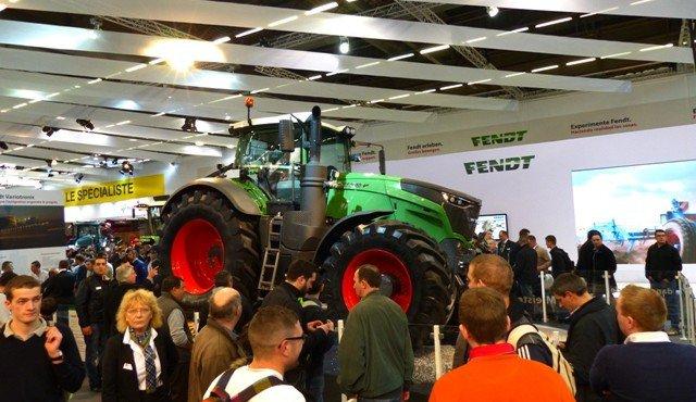 01 03 2015 sima salon agriculture paris fendt s rie 1000 vario nouveau fendt 1038 1042 - Salon agriculture paris 2015 ...