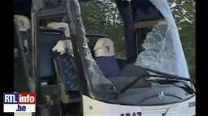 Un accident de bus à Cuba blesse 41 Français - Vidéo - RTL Vidéos