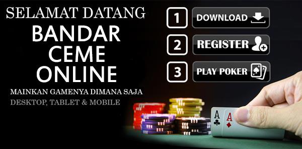 Situs Bandar Ceme Online Terpercaya Di Indonesia