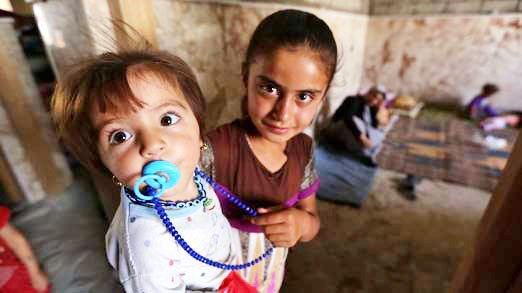 Horror as 250 Christian kids 'kneaded in a dough mixer'