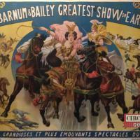 Le cirque Barnum, créé aux Etats-Unis en 1871, a annoncé qu'il fermerait ses portes en mai prochain