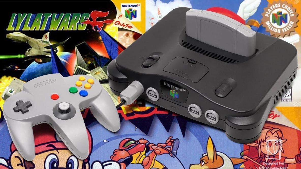 Imas69 #64 - 6,4 anecdotes sur la Nintendo 64