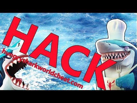 Hungry Shark World Hack