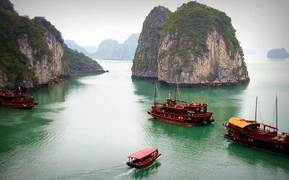 Tailor-made Tours to Indochina: Vietnam, Cambodia, Laos, Myanmar