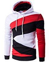 YouPue Homme Casual Coton Sweat à capuche Vestes Camouflage Hoodies Sweatshirts: Amazon.fr: Vêtements et accessoires