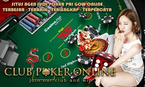 Situs Bandar Judi Live Casino Poker Cina Pai Gow Online