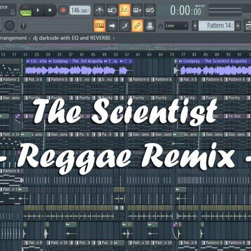 The Scientist - Reggae Remix - Dj DarkSide987 - 2019